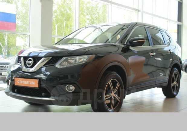 Nissan X-Trail, 2017 год, 1 498 000 руб.