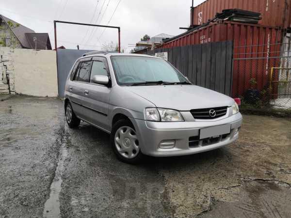 Mazda Demio, 2001 год, 220 000 руб.