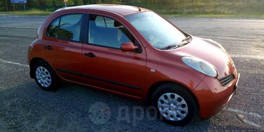 Nissan Micra, 2008 год, 270 000 руб.