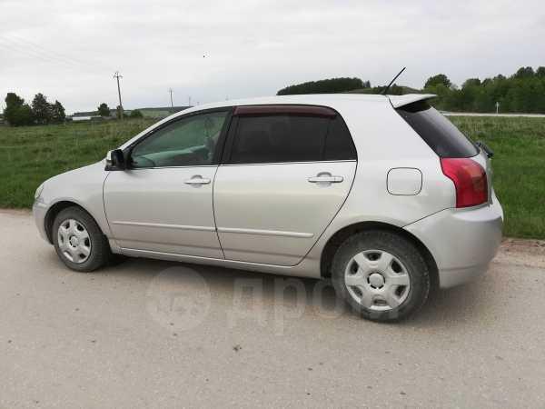 Toyota Allex, 2002 год, 285 000 руб.