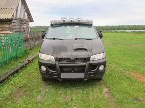 Hyundai Starex, 2004 год, 230 000 руб.