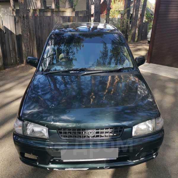 Mazda Demio, 1999 год, 107 000 руб.