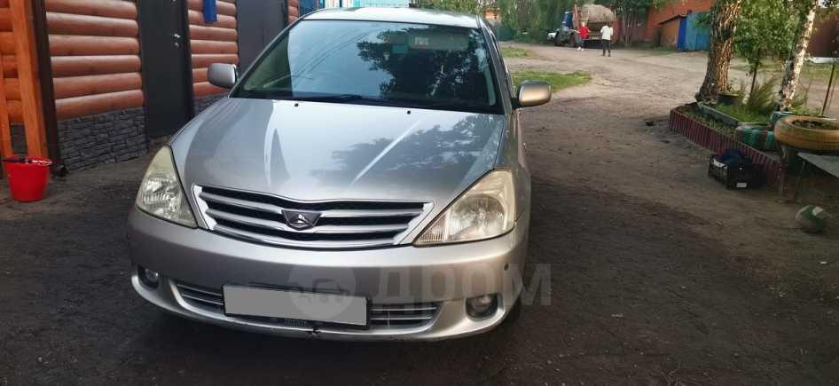 Toyota Allion, 2002 год, 440 000 руб.