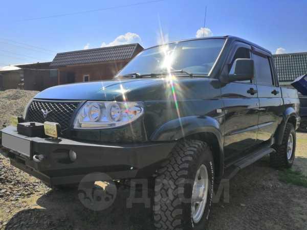 УАЗ Пикап, 2013 год, 490 000 руб.