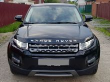 Тюмень Range Rover Evoque