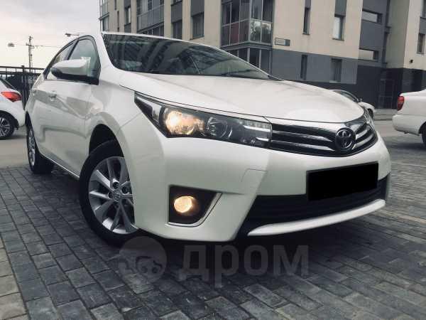 Toyota Corolla, 2014 год, 909 000 руб.