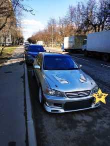 Москва Altezza 2002