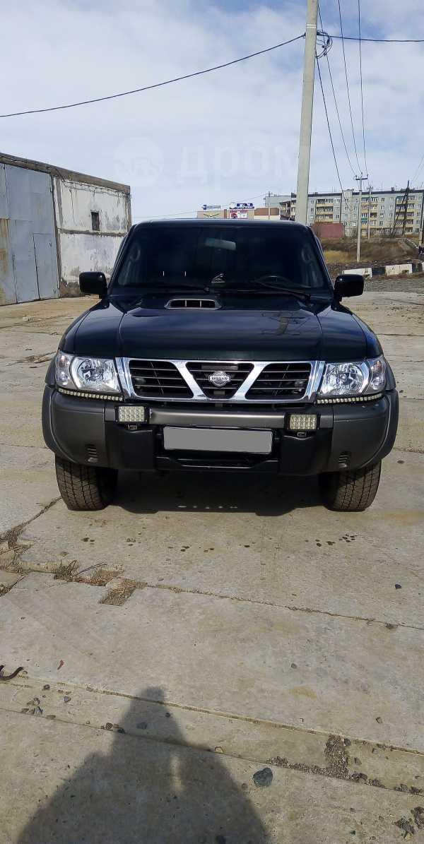 Nissan Patrol, 2001 год, 745 000 руб.