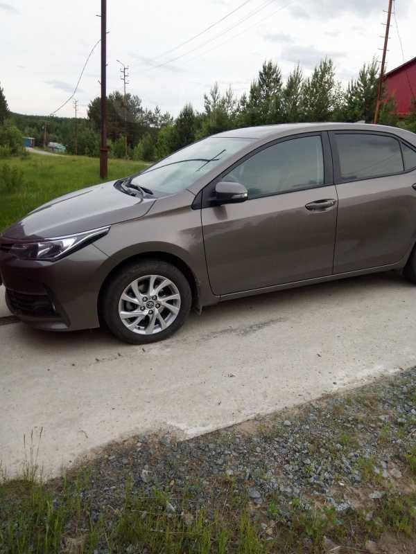 Toyota Corolla, 2018 год, 1 110 000 руб.