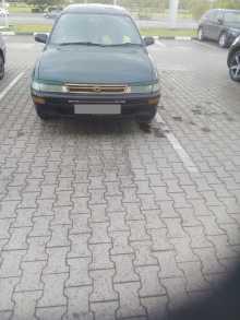 Люберцы Corolla 1998