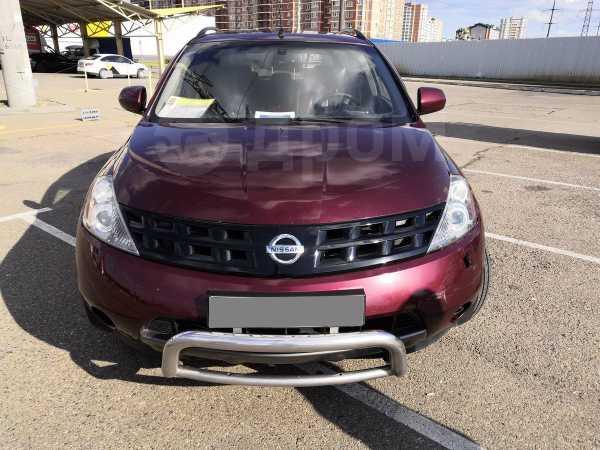 Nissan Murano, 2007 год, 367 000 руб.