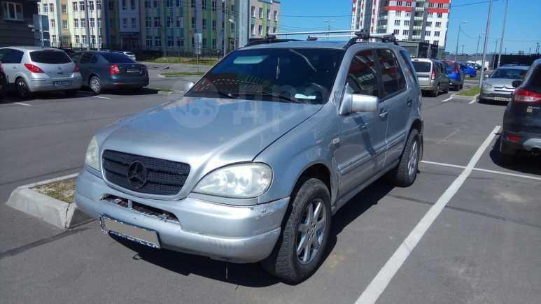 Mercedes-Benz M-Class, 1999 год, 230 000 руб.