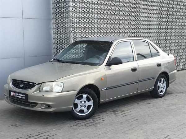 Hyundai Accent, 2008 год, 177 000 руб.