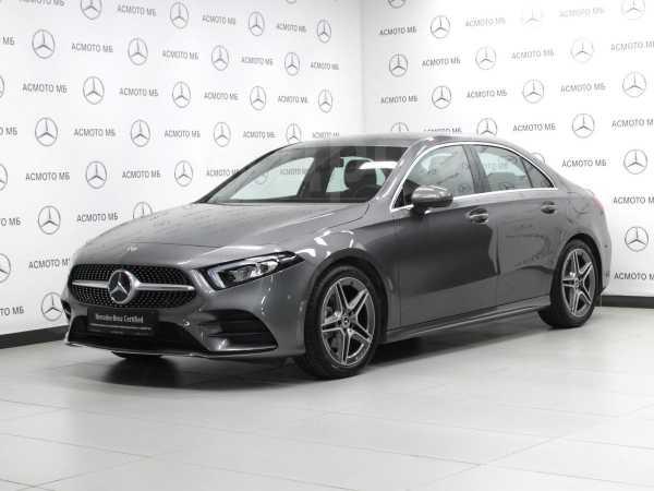 Mercedes-Benz A-Class, 2018 год, 2 350 000 руб.