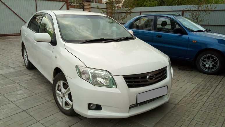 Toyota Corolla Axio, 2010 год, 480 000 руб.