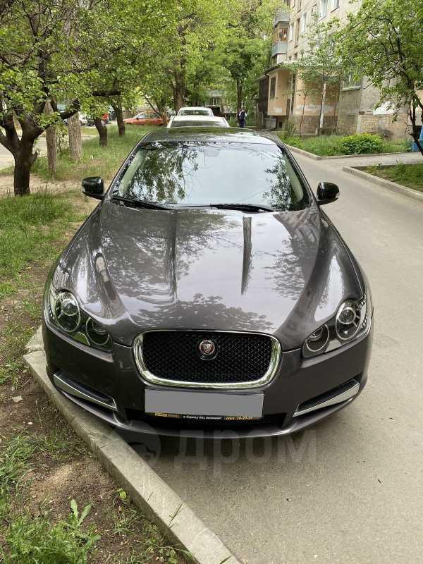 Jaguar XF, 2008 год, 749 000 руб.