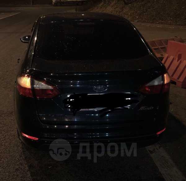 Ford Fiesta, 2016 год, 530 000 руб.