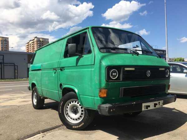 Volkswagen Transporter, 1984 год, 135 000 руб.