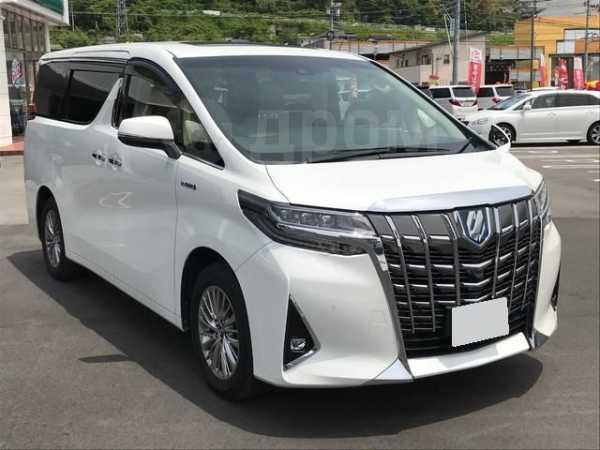 Toyota Alphard, 2019 год, 1 972 000 руб.