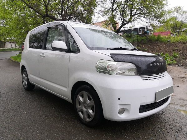 Toyota Porte, 2007 год, 305 000 руб.