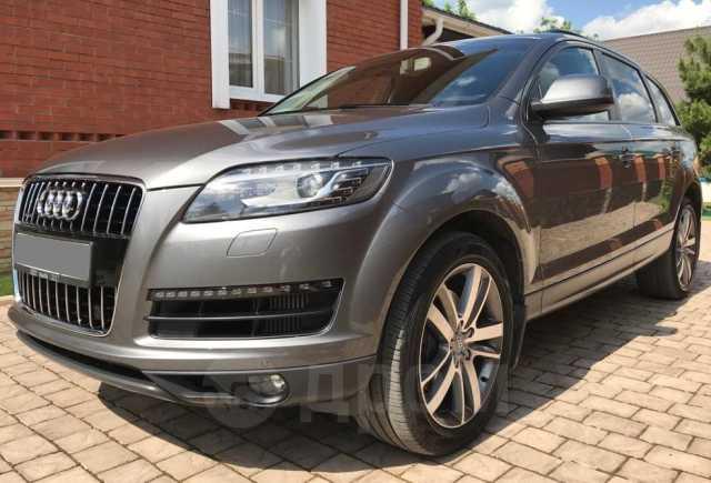 Audi Q7, 2011 год, 1 590 000 руб.