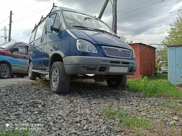 ГАЗ 2217, 2006 год, 250 000 руб.