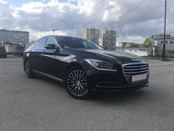 Hyundai Genesis, 2015 год, 1 200 000 руб.