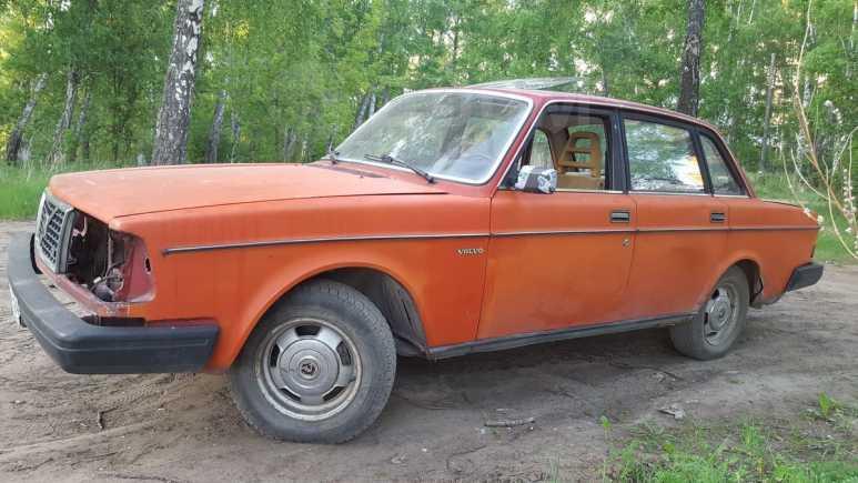 Volvo 240, 1982 год, 60 000 руб.