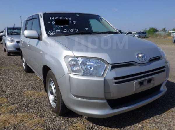 Toyota Succeed, 2015 год, 460 000 руб.