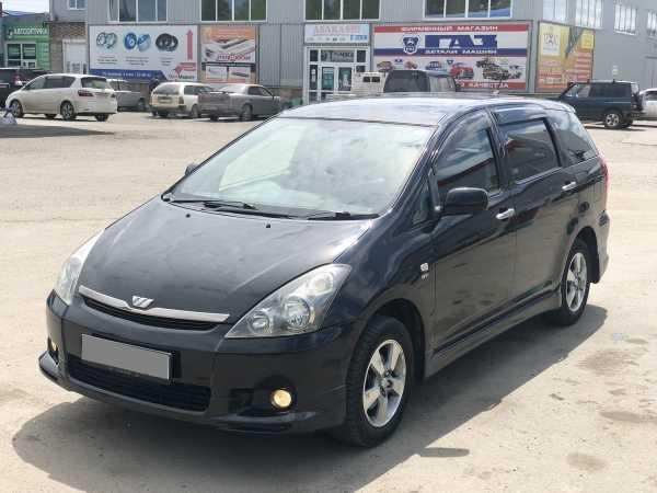 Toyota Wish, 2005 год, 535 000 руб.