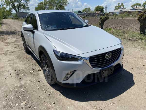 Mazda CX-3, 2015 год, 880 000 руб.
