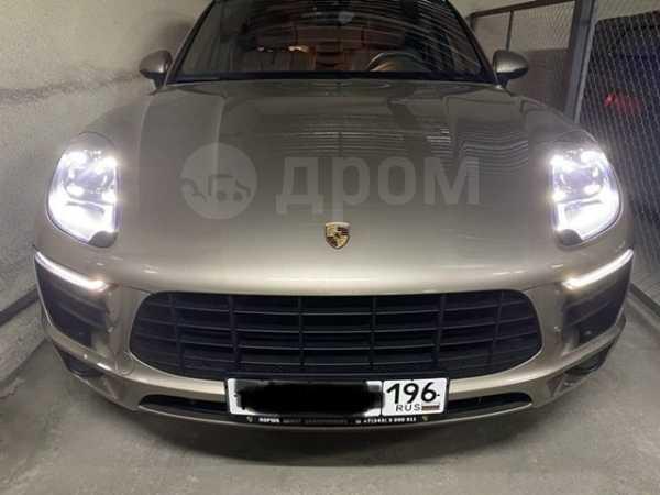 Porsche Macan, 2018 год, 3 200 000 руб.