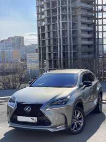 Владивосток Lexus NX200t 2017