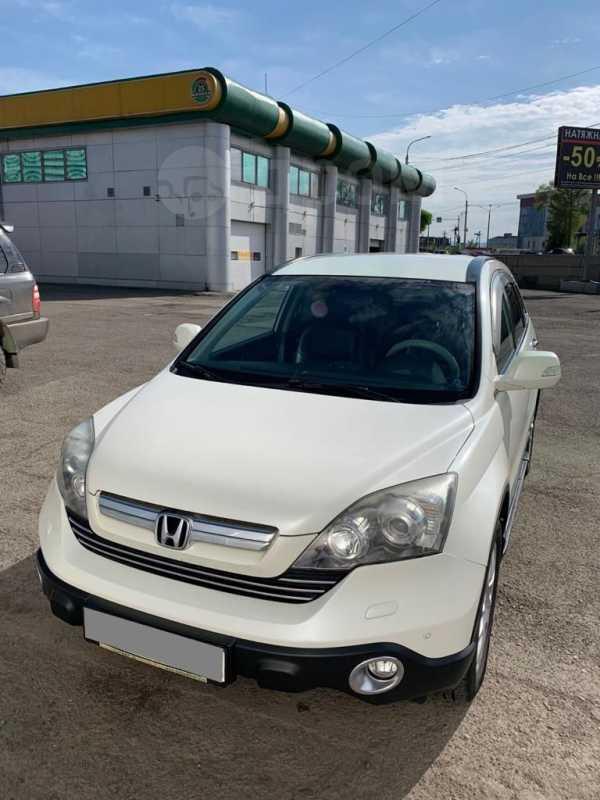 Honda CR-V, 2008 год, 815 000 руб.