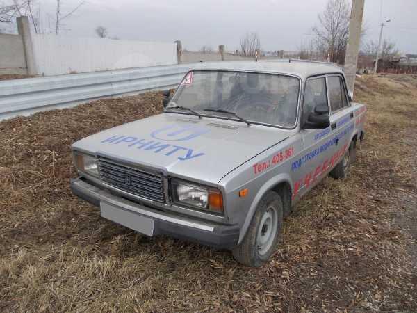 Лада 2107, 2010 год, 77 000 руб.