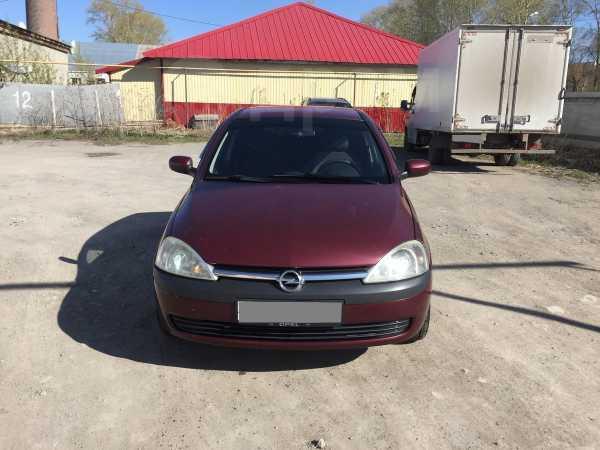 Opel Corsa, 2002 год, 120 000 руб.