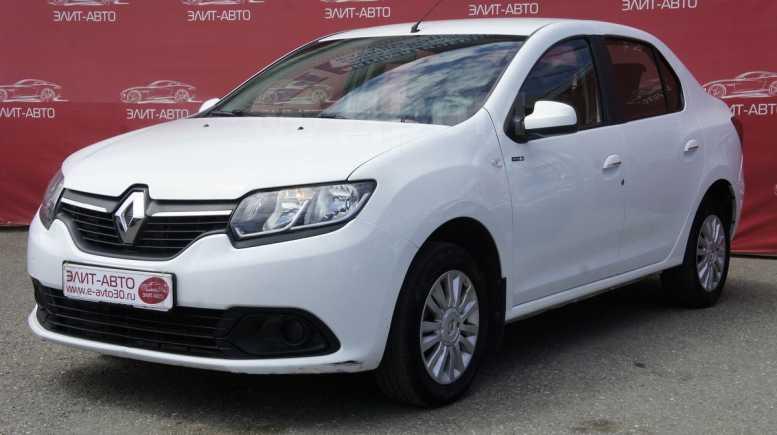 Renault Logan, 2016 год, 445 000 руб.
