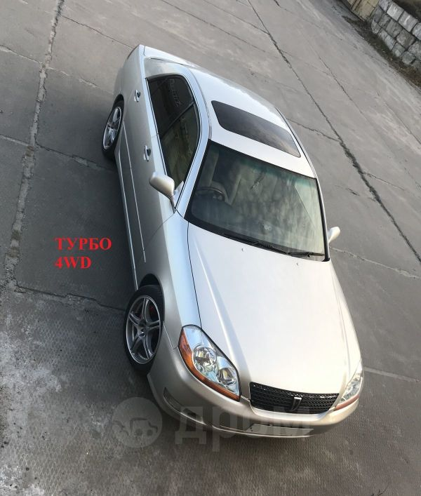 Toyota Mark II, 2001 год, 650 000 руб.