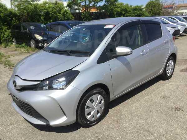 Toyota Vitz, 2016 год, 515 000 руб.