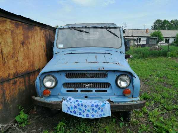УАЗ 3151, 1993 год, 75 000 руб.