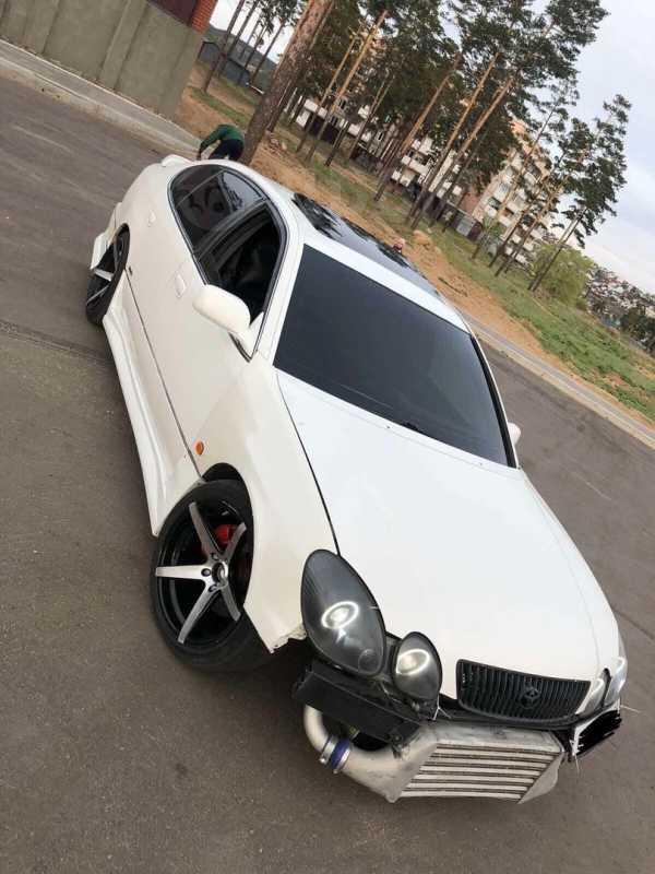 Toyota Aristo, 1999 год, 550 000 руб.