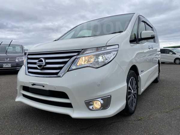 Nissan Serena, 2015 год, 1 077 000 руб.