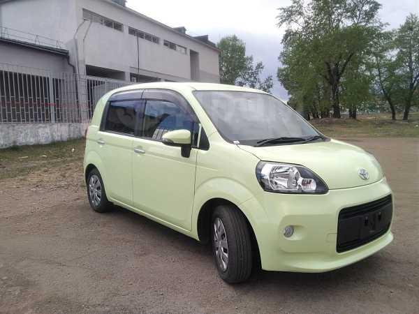 Toyota Porte, 2015 год, 515 000 руб.