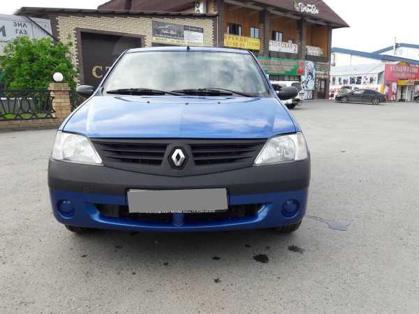 Renault Logan, 2007 год, 205 000 руб.