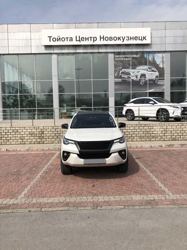 Toyota Fortuner, 2018 год, 2 540 000 руб.