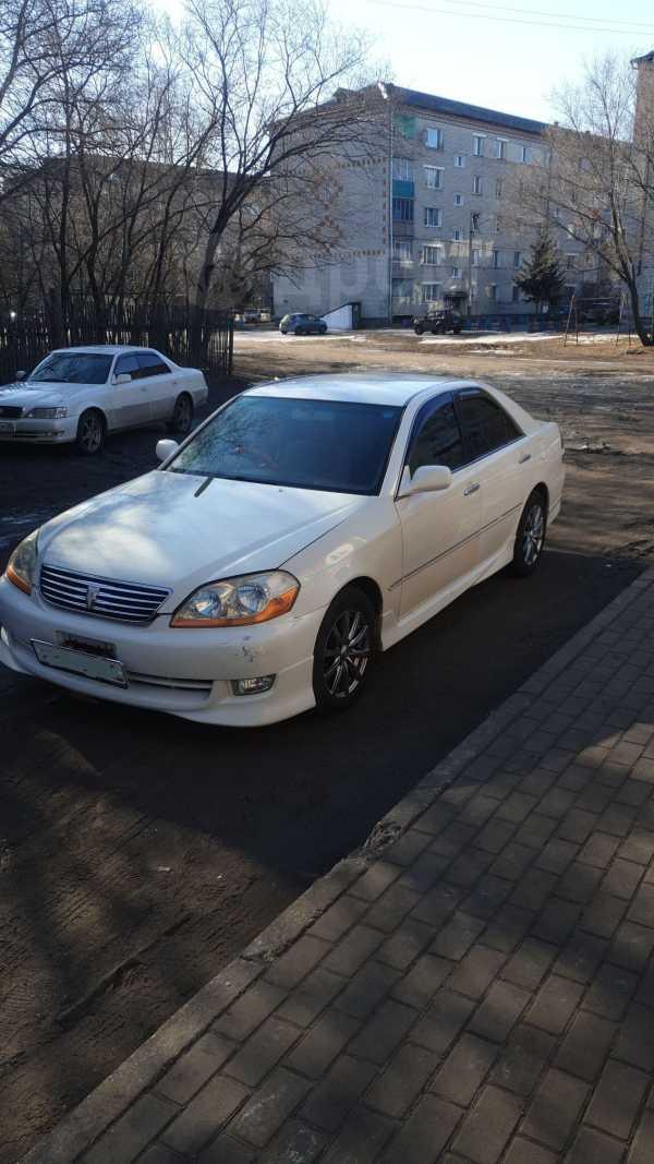 Toyota Mark II, 2003 год, 380 000 руб.