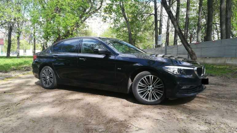 BMW 5-Series, 2018 год, 2 360 000 руб.