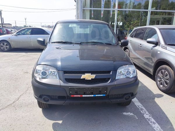 Chevrolet Niva, 2020 год, 666 000 руб.