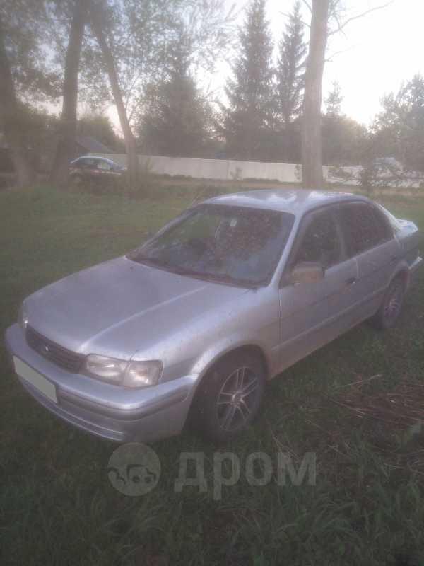 Toyota Corsa, 1999 год, 93 000 руб.