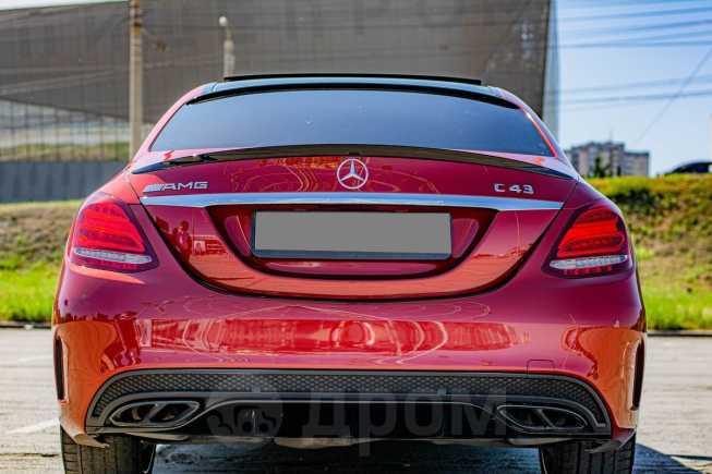 Mercedes-Benz C-Class, 2015 год, 2 250 000 руб.